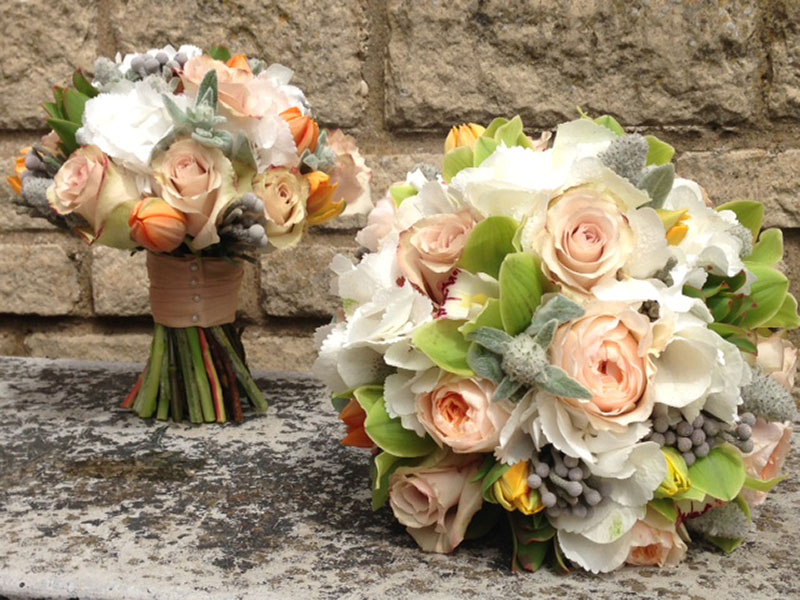 Broadway Florist Wedding Bridal Bouquets 38