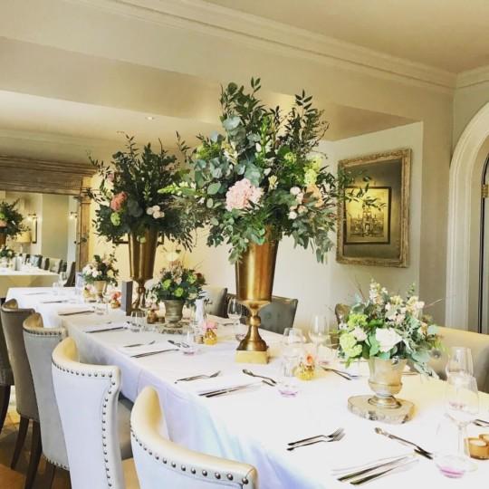 Broadway Florist Wedding Reception Flowers Gallery 3a