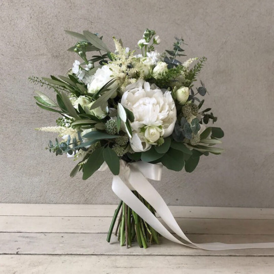 broadway florist bridal bouquet 3