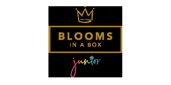 Blooms in a Box Junior logo