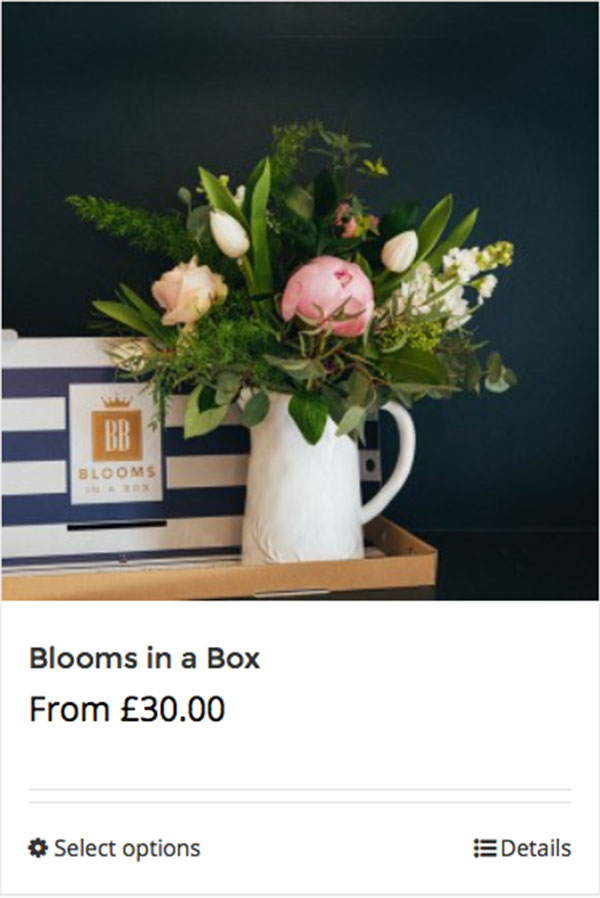 Shop Blooms in a Box